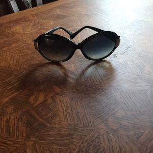 Oliver Peoples Accessories - Oliver Peoples Black Hollywood OS Sunglasses!
